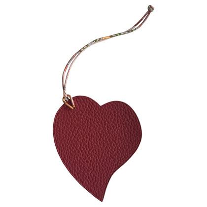 Hermès Charms borsa a forma di cuore