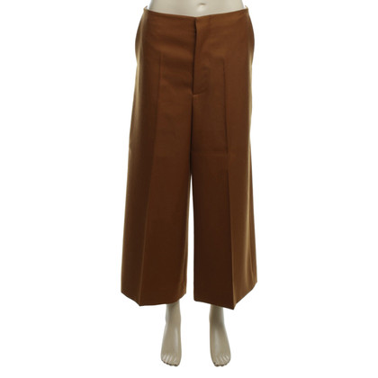 Marni Ampia culotte in marrone