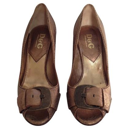 D&G Peep-dita dei piedi