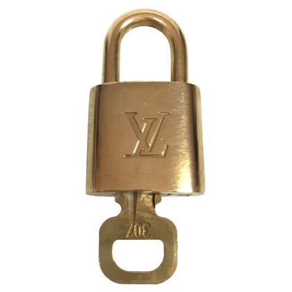 Louis Vuitton Schloss mit Schlüssel