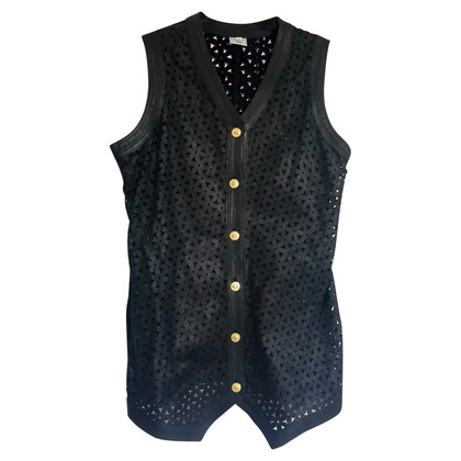Versus Leather vest