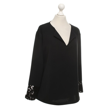 Piu & Piu Blouse in black