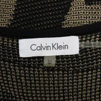 Calvin Klein Top trasparente con il modello