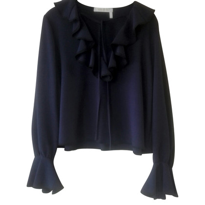 See by Chloé top with ruffle trim