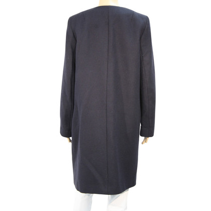 French Connection Coat in dark blue
