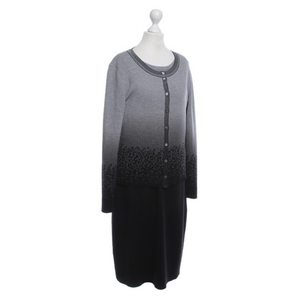 Marc Cain Dress and Cardigan