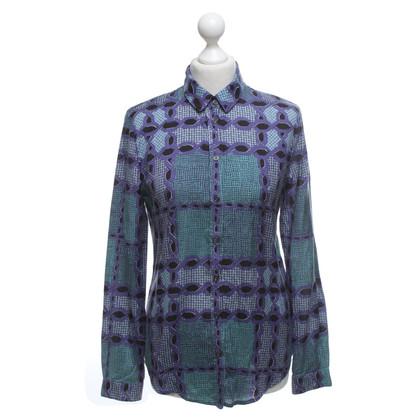Burberry Bluse mit Muster