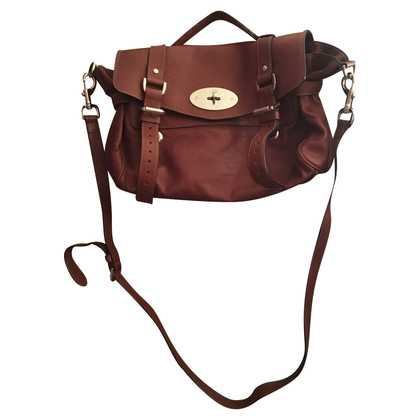 Mulberry Alexa - Oak Soft Gold