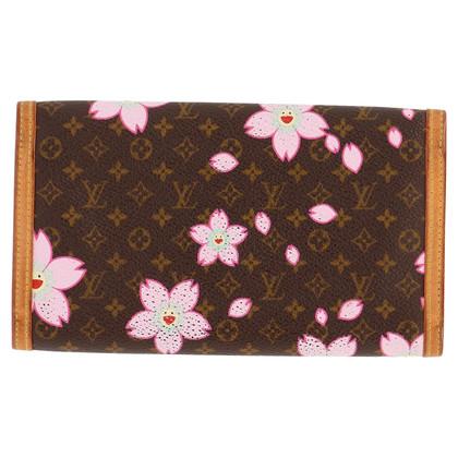 Louis Vuitton Wallet van Monogram Canvas