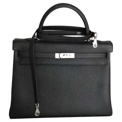 "Hermès ""Kelly Bag 35"" da pelle Togo"