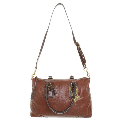 Coach Handbag in brown