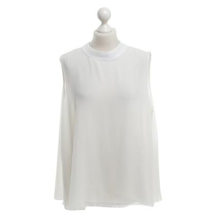 Andere merken Trussardi - blouse in het wit