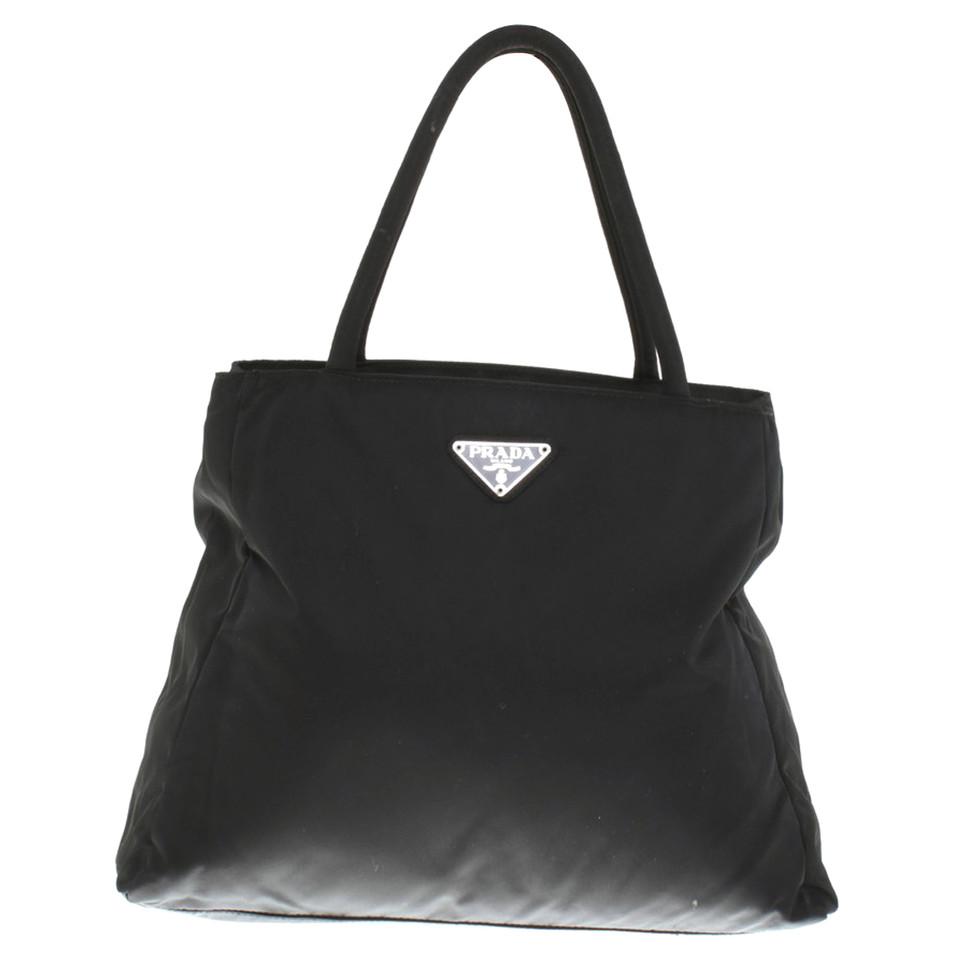 prada sac en nylon noir acheter prada sac en nylon noir. Black Bedroom Furniture Sets. Home Design Ideas