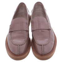 Brunello Cucinelli Loafer in Taupe
