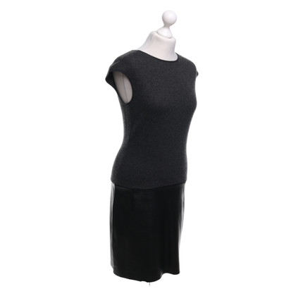 Polo Ralph Lauren Dress in anthracite / black