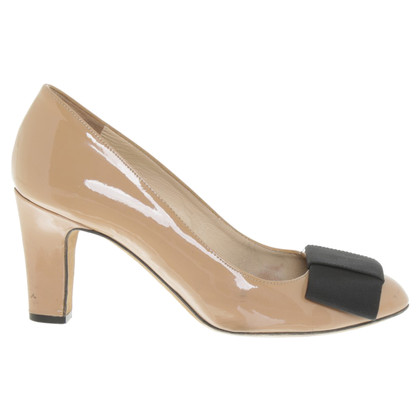 Moschino Cheap and Chic Pumps in Nude