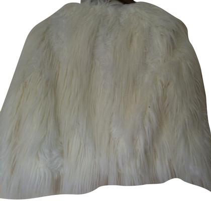 DKNY Faux fur jas