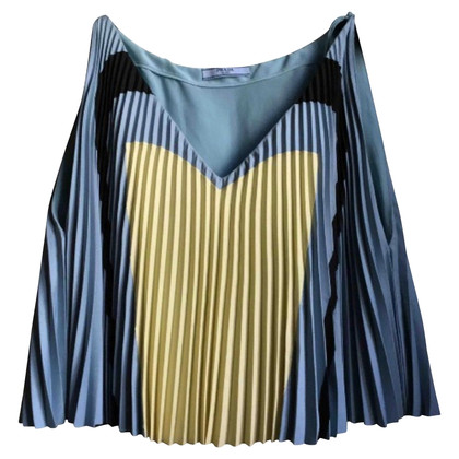 Prada Pleated Top