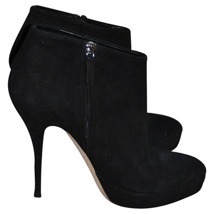Gucci Ankle boots suede