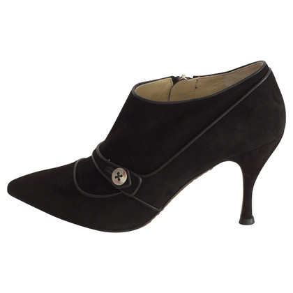 Marc Jacobs Ankle laars suede