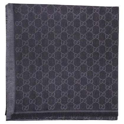 Gucci Guccissima cloth of Silk / Wool