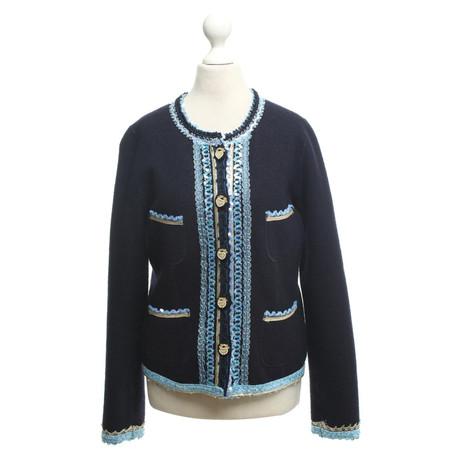 Andere Marke Heartbreaker - Jacke in Blau Blau