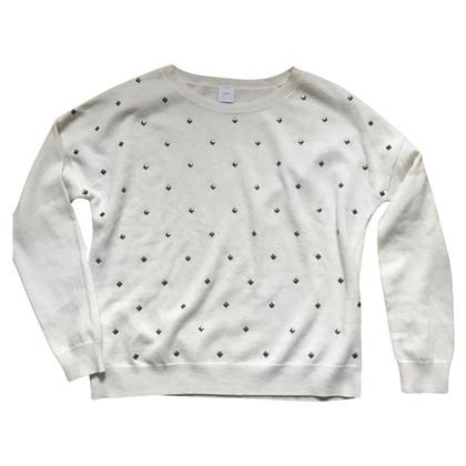 Pinko Sweater met studs trim