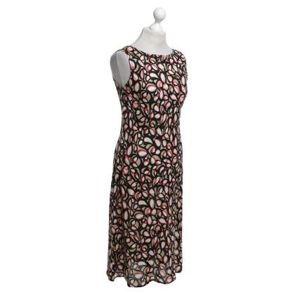 Hobbs Linnen jurk in multicolor