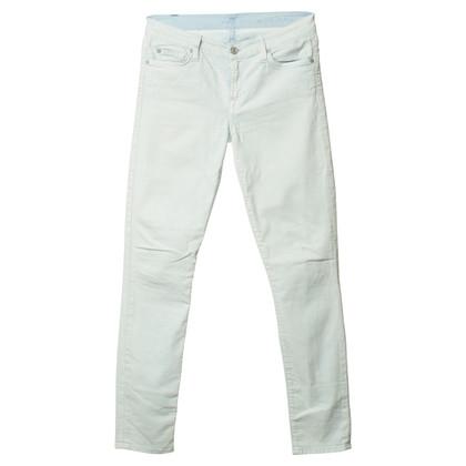 Seven 7 Skinny jeans bleu clair