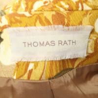 Thomas Rath Manteau avec motif