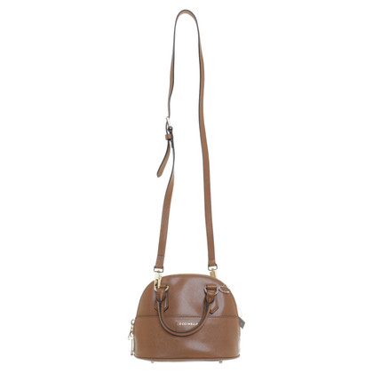 Coccinelle Shoulder bag in Brown