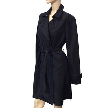 Moncler a raincoat