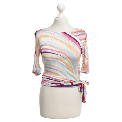 Emilio Pucci Top with pattern