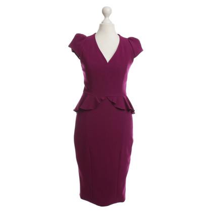 Karen Millen Dress with peplum