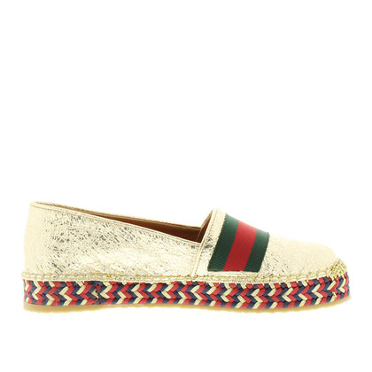 Gucci Golden slipper