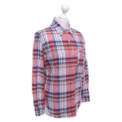 Isabel Marant Etoile Shirt blouse with pattern