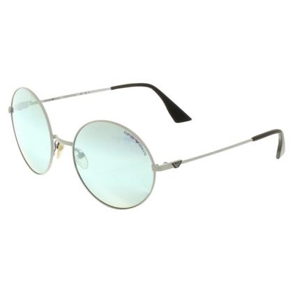 Armani Sonnenbrille in Weiß