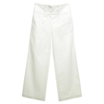 Ralph Lauren trousers in white