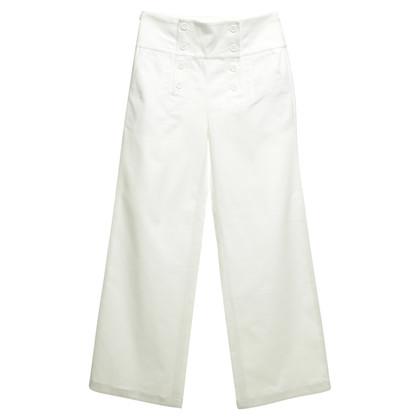 Ralph Lauren Broek in White