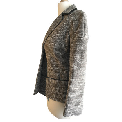 Hugo Boss screziato marrone blazer