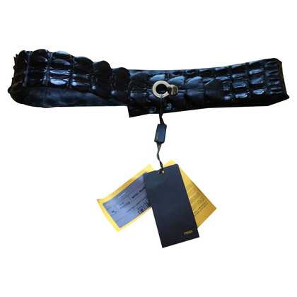 Fendi Exotic leather belt