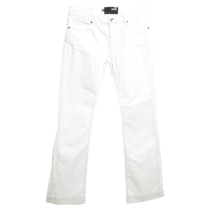 Moschino Love Broek in White