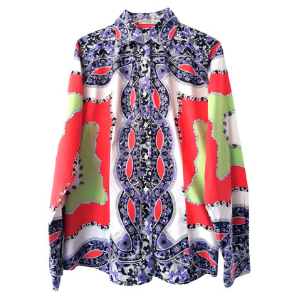 Etro top with pattern