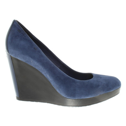 Calvin Klein Pumps in Blau