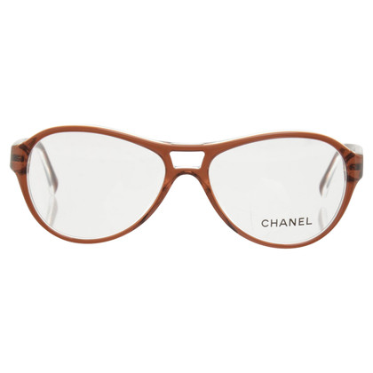 Chanel Lunettes en ocre
