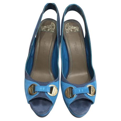 Blau Blau Versace Wedges Blau Blau Wedges in Versace Wedges in Versace qv4BAz