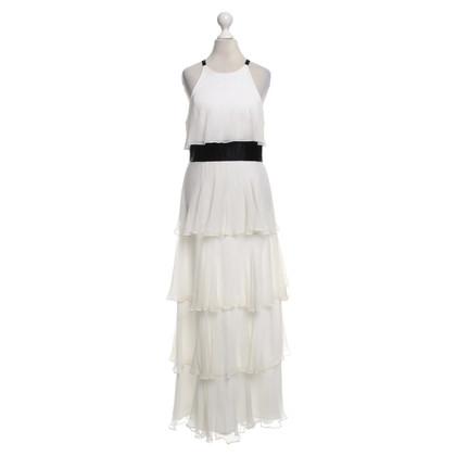 BCBG Max Azria Maxi-Kleid in Bicolor