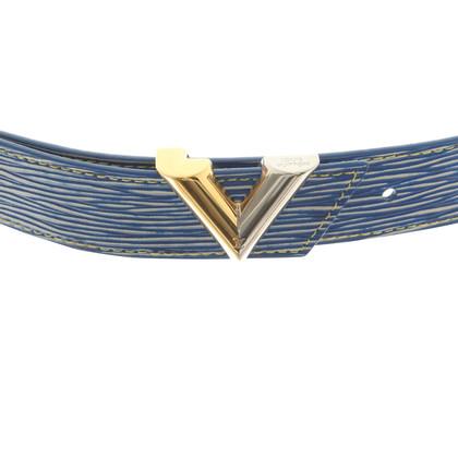 Louis Vuitton Belt made of epileather