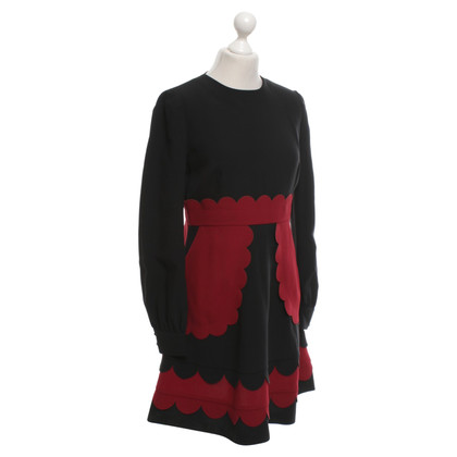 Red Valentino Dress in bicolour