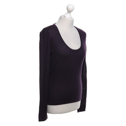 St. Emile Sweater in purple